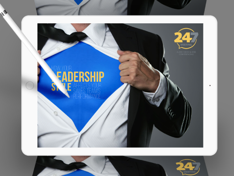 How Your Leadership Style Affects Your Sales Team's Performance