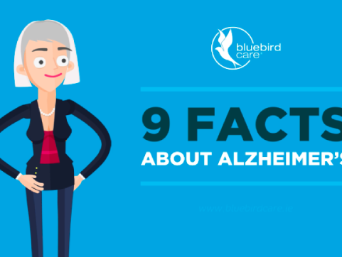 Bluebird Care – 9 Facts About Alzheimers