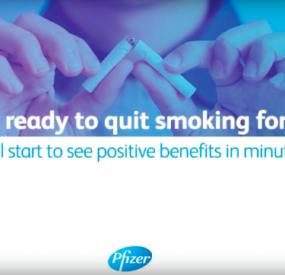 Pfizer – Quit Smoking