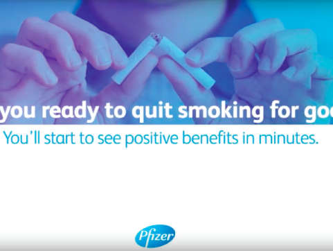 Pfizer – Quit Smoking
