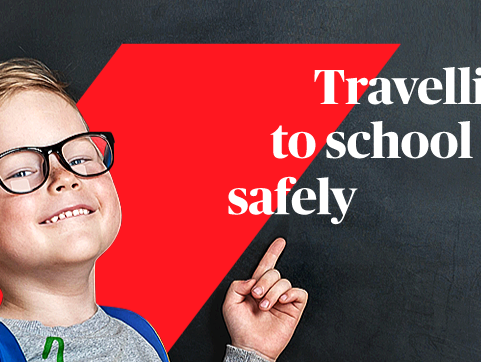 AXA – Travelling to School Safely