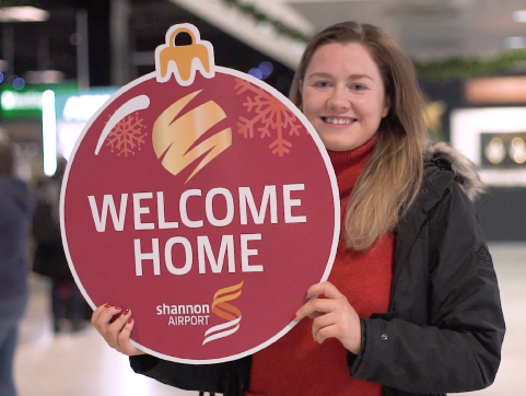 Shannon Airport – Xmas