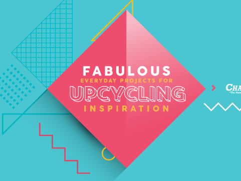 Fabulous Everyday Projects for Upcycling Inspiration