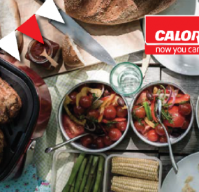 Calor – A Taste of the Worldcup
